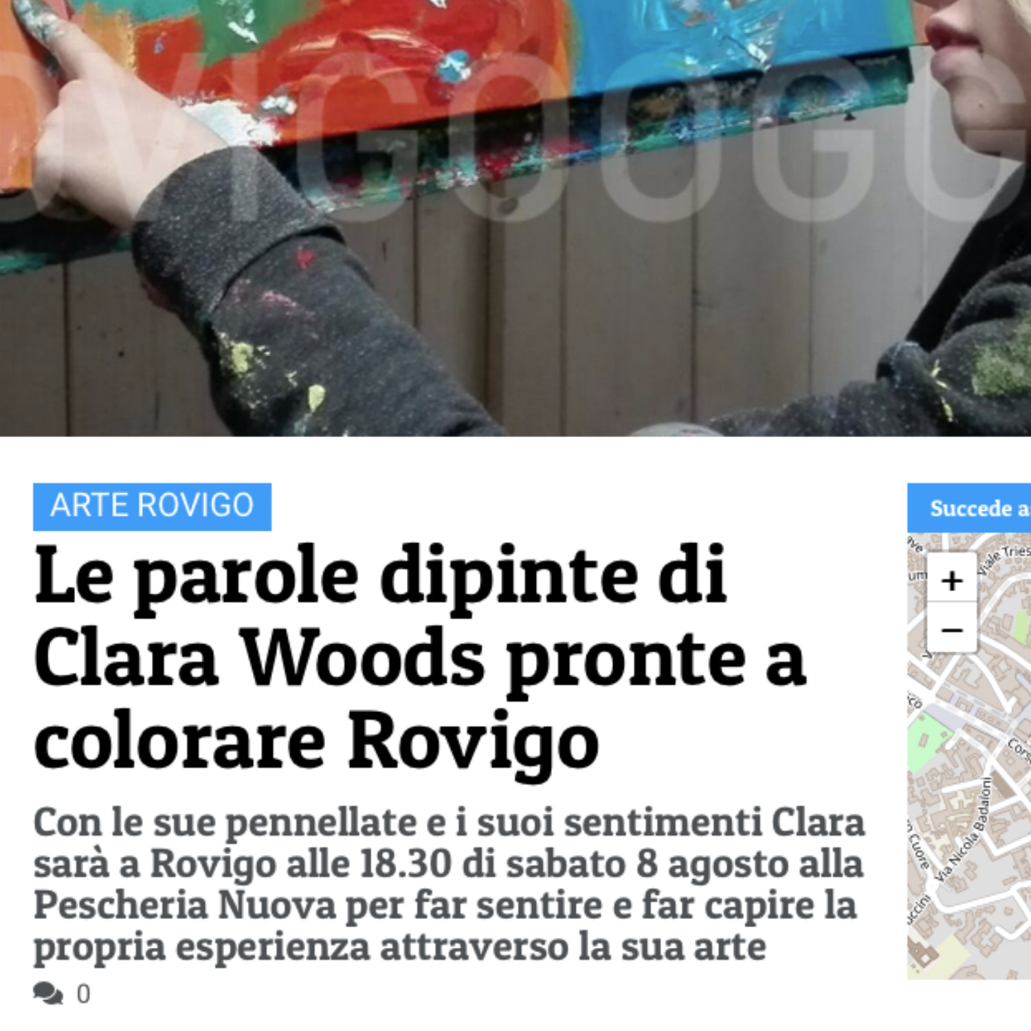 clara-woods-art-press - Rovigo